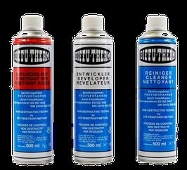 Rissprüfmittel Diffu-Therm Rot Weiß 500ml Dose