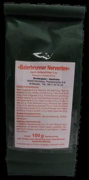 Baierbrunner Nerventee nach Heilpraktiker Loy 100g