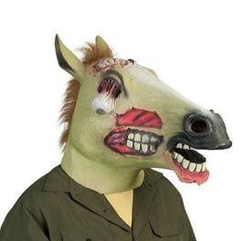verwirrtes Pferd