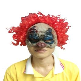 Clown 1/2 mit Haar