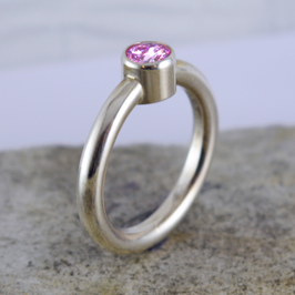 Frühlings-Silber-Ring