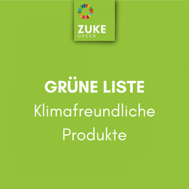 Grüne Liste klimafreundlicher Produkte für das Krankenhaus