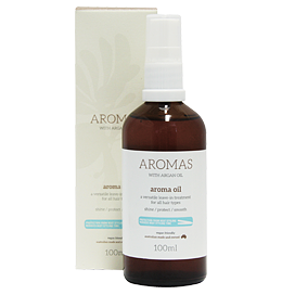 Aromas Oil with Argan Oil