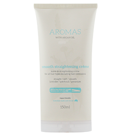 Smooth Straightening Creme with Argan Oil