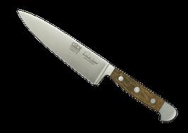 Güde Kochmesser klein / Chef's Knife Alpha Fasseiche E805/16