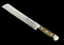 Güde Brotmesser / Bread Knife Alpha Fasseiche E430/21L - Linkshänderausführung