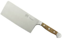 Güde Chinesisches Kochmesser / Alpha Fasseiche E840/18