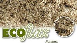 Ecoflax Leinenstroh 20 Kg - Palettenabnahme -  FREI HAUS PREISE