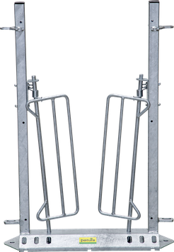 Patura Rücklaufsperre im Treibgangrahmen - Lieferung FREI HAUS