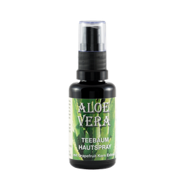 Aloe Vera-Teebaum Spray mit  Grapefruit-Kern-Extract