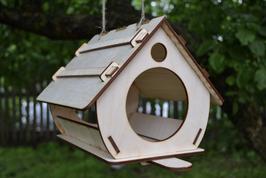 KIT - Mangeoire pour oiseaux