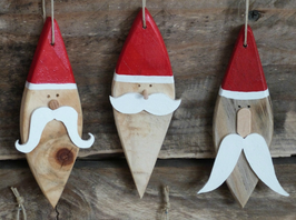 Déco de Noël en bois