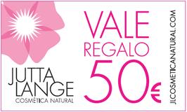 VALE DE REGALO 50 €