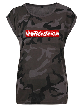 New Faces Berlin CamouflageShirt