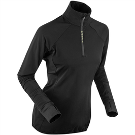 Half Zip Top women