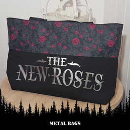 The New Roses - Schultertasche