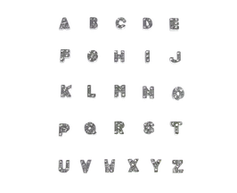 ABC CRYSTAL LETTERS