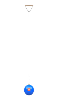 NORDIC Wurfhammer aus gedrehtem Eisen