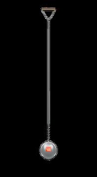 NORDIC Wurfhammer aus Edelstahl