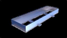 Fundament für den Absprungbalken
