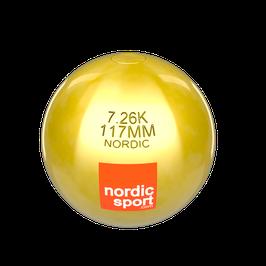 Nordic Kugelstoß Kugel Olympic Super 4kg