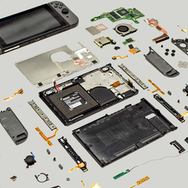 Nintendo Switch Reparatur