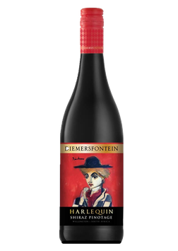 Diemersfontein Harlequin Pinotage/Shiraz (75cl)