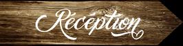 Pancarte Reception