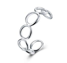 Bracelet Forme Anneaux (réf : NA78)