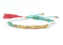 Bracelet Bohème Turquoise (réf : A7)
