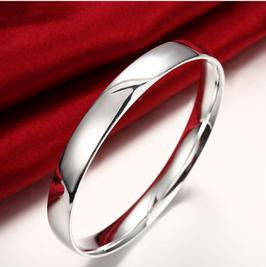 Bracelet Jonc Rond (réf : 1247BR)