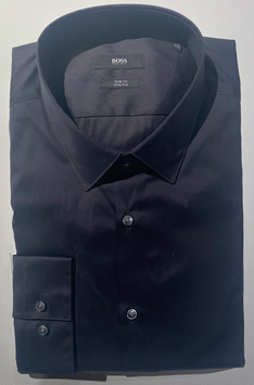 Hugo Boss shirt Zwart