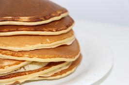 Pancakes (weiße Schoki/Kokos)