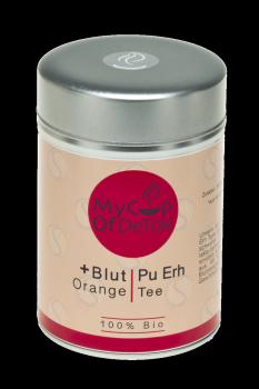 Bio Pu Erh Tee mit Blutorange