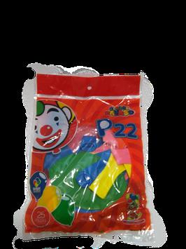 GLOBO PAYASO  P22