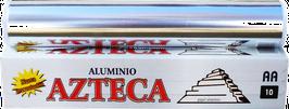 ALUMINIO 10 MTS AZTECA