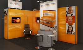 3SIGN Visualisierung Messestand Vol 2