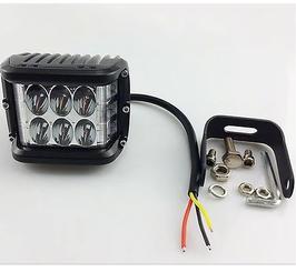 A-pillar Dual LED Cube Light