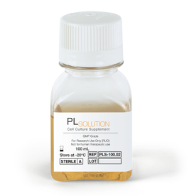 PL Solution GMP Grade - Bottle