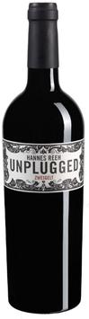 Unplugged, Zweigelt. 100% Zweigelt, Hannes Reeh, aktuelle Jahrgänge 2017/2018, 75cl