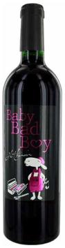 6er Degustationskiste, Jean Luc Thunevin, je 2 x Bad Boy, Baby Bad Boy, Bad Girl