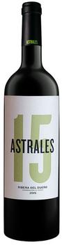 ASTRALES, Los Astrales, Ribera del Duero, 75cl, Jg. 2015