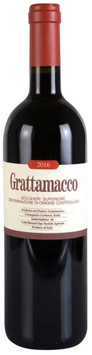 Grattamacco, Bolgheri, Superiore DOC, Jahrgang 2016