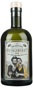 Huckleberry Gin, 50cl,  #aufdieFreundschaft