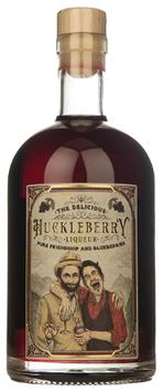 Huckleberry Gin Likör, 50cl, #aufdieFreundschaft