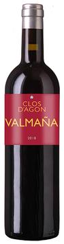 "Clos d'Agon ""Valmaña"", neuer Jg. 2018, neues Etikett, 75cl und 150cl"