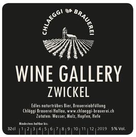 Zwickel Organic, Chläggi Brauerei Rolf Gnädinger