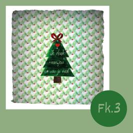FK3. en wie je mist