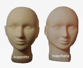 Maschera di ricambio per Supporto per pratica