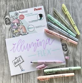 illumina Flex pastell